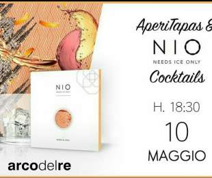 Aperitapas & NIO Cocktail